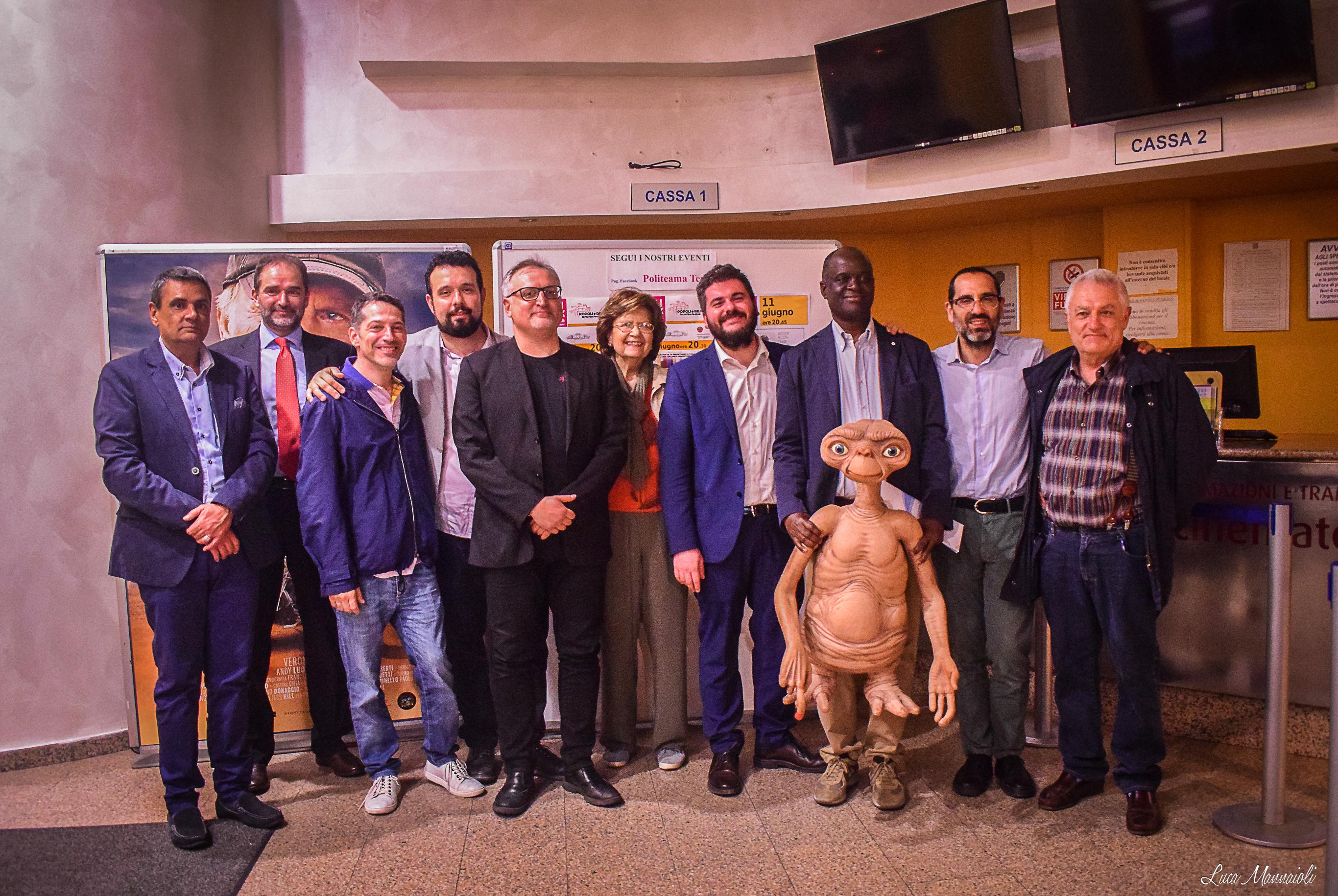 Incontro con i candidati a sindaco di Terni