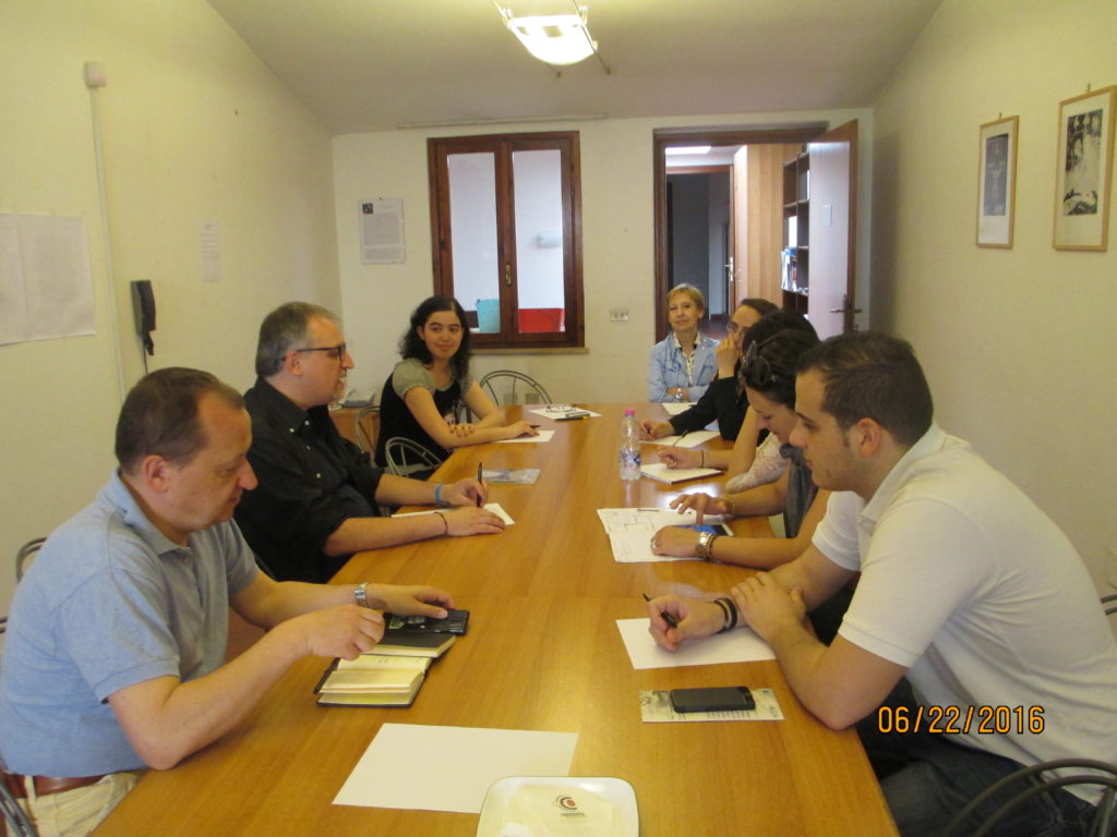 Al lavoro sull'edizione 2016 di Popoli e Religioni - Terni Film Festival