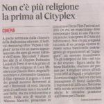 Popoli e Religioni 2016 - rassegna stampa