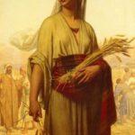 Rut la straniera, antenata di Gesù