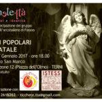 Canti popolari del Natale al Cenacolo San Marco