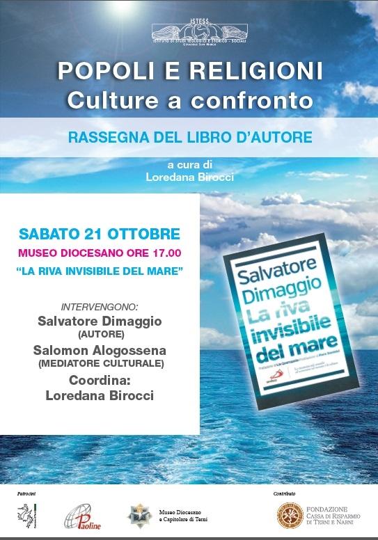 Popoli e Religioni, culture a confronto. Sabato 21 ottobre primo appuntamento