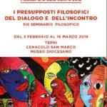 Seminario filosofico 2018