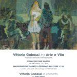 Mostra di Vittorio Gabassi al Cenacolo San Marco