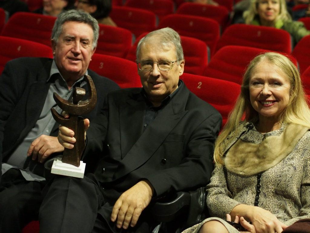 La morte di Ryszard Bugajski, Angelo alla carriera a Popoli e Religioni 2013