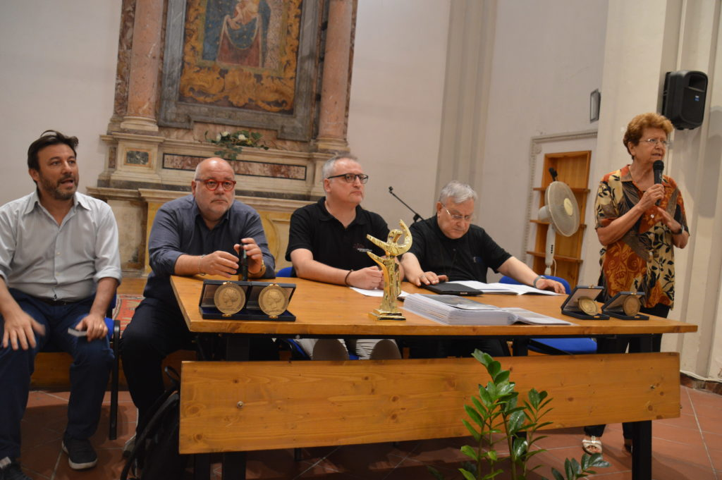 Terni Film Festival 2019 - la conferenza stampa al Cenacolo San Marco