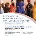 Francesco e il Sultano: incontro con padre Piemontese e Felice Accrocca