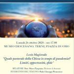 Lectio Magistralis di Marco Tarquinio al Museo Diocesano