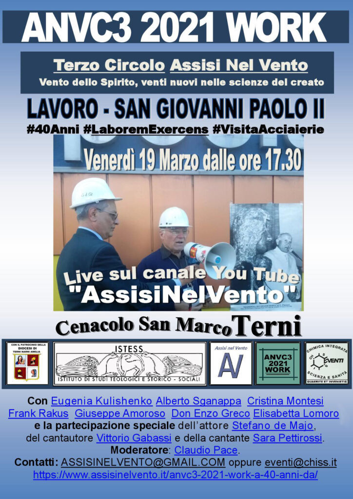 Quarant'anni della visita di Giovanni Paolo II a Terni