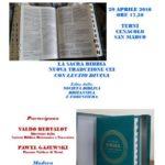 La Bibbia dei cattolici pubblicata dai protestanti