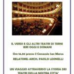 Incontro sul teatro Verdi