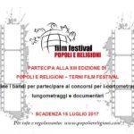 L'Istess seleziona volontari per il Terni Film Festival