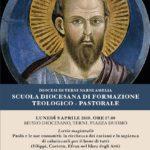 Scuola teologia - lectio magistralis