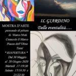 Al Cenacolo la mostra di Marco Muti