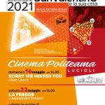 Cinema e lavoro: due eventi al Politeama chiudono gli eventi valentiniani